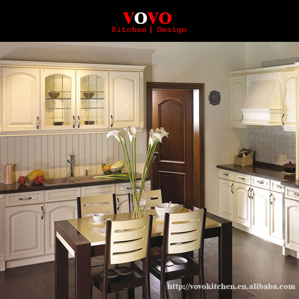 White Maple Kitchen Cabinets: White Maple Kitchen Cabinets Solid Wood-in Kitchen