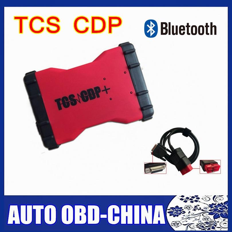 Prix pour 2017 bonne qualité VD600 TCS CDP Bluetooth Pro support multi-langue TCS CDP Pro VD600 promesse VD 600 rapide bateau libre