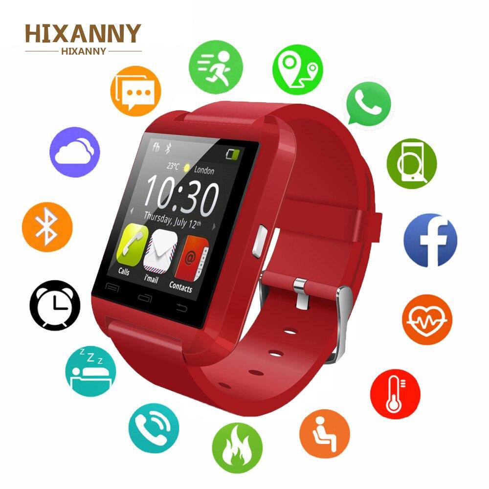 Smartwatch masculino feminino bluetooth relógio inteligente para iphone ios android telefone inteligente usar relógio wearable dispositivo smartwach pk gt08 dz09