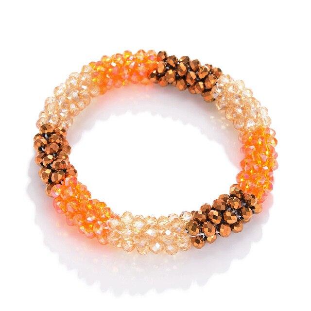 Elastic Glass Beads...