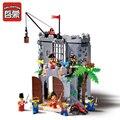 El castillo de la Serie Piratas Robo Cuarteles Bloques de Construcción de Juguetes Educativos Para niños Kids Regalo Compatible Con Ladrillos