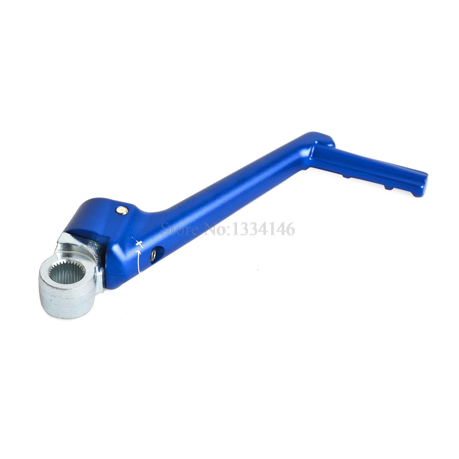 NICECNC Motorcycle Dirt Bike Forged Kick Start Starter Lever Pedal For Yamaha YZ125 YZ 125 1986-2013 2014 2015 2016 2017 2018 forged kick start starter lever pedal for yamaha yz450f 2011 2015 motocross enduro motorcycle supermoto dirt pit bike off road
