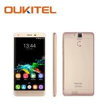 Оригинал K6000 Oukitel Pro 3 ГБ RAM 32 ГБ ROM Мобильный Телефон Окта Ядро 5.5 Дюймов 13MP Камера Отпечатков Пальцев Смартфон