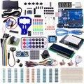 Ultimate Starter Kit including Ultrasonic Sensor, UNO R3,  LCD1602 Screen for Arduino Mega2560 UNO Nano with Retail Box+CD