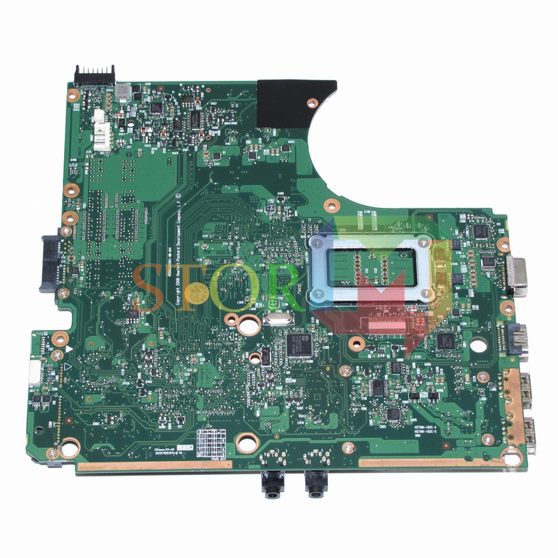 NOKOTION for HP Probook 4410 4410T 4411S laptop motherboard SPS 578179-001 GL40 DDR2 nokotion laptop motherboard 574508 001 for hp probook 4411s mainboard s478 pm45 ddr2 video 512mb
