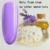 TREEINSIDE natural puro extraído nuevo esmalte de uñas de gel Saludable marca-Lavanda necesita uv llevó la lámpara para curar seguro verde marca saludable