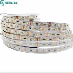 DC12V 5m Led Strip 5050 SMDRGBW RGBWW 4 Colors in 1 Chip Led Flexible Strip Light RGB + White / Warm White  indoor decoration