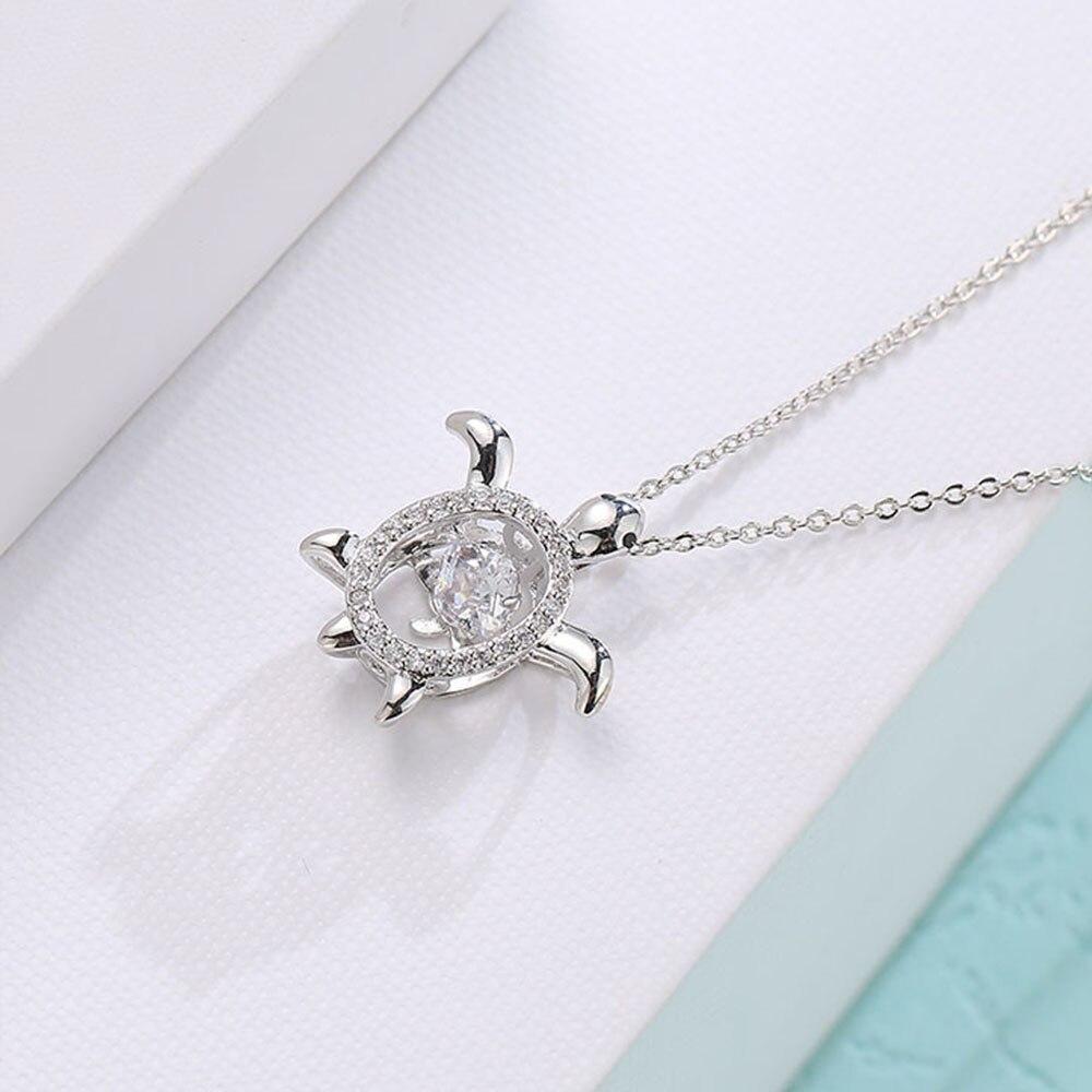 LUBINGSHINE Lovely Pendants Necklaces For Women Girls Simple ...
