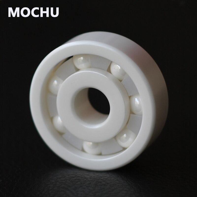 Free shipping 1PCS 6201 Ceramic Bearing 6201CE 12x32x10 Ceramic Ball Bearing Non-magnetic Insulating High Quality free shipping 1pcs dac3055w dac30550032 30x55x32 305532 high quality bearing auto bearings hub car bearing