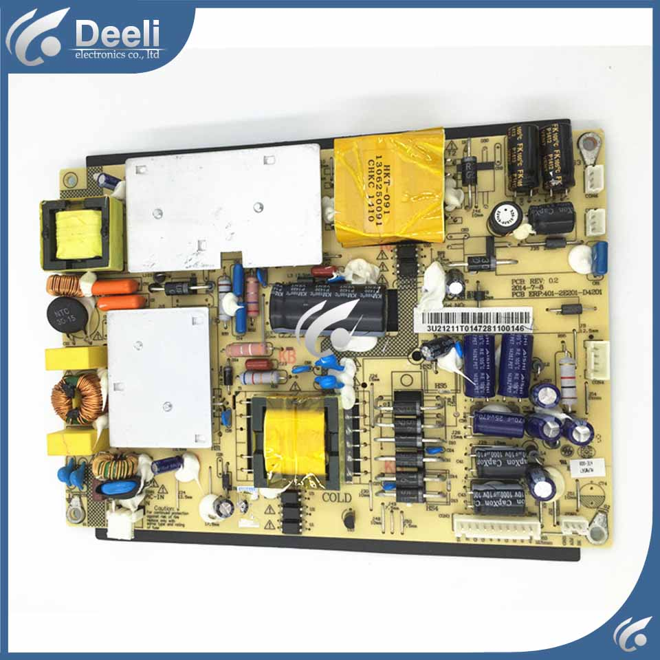 цена на Power Supply board HKL-390201 PCB ERP:401-2E201-D4110 working board