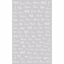 Супер тонкий самоклеющийся 3D дизайн ногтей слайдер стикер черный белый золотой серебряный буквы алфавиты Фрукты Вишня F209-212