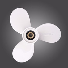 Boat Propeller 7 1/2 X 7-BA Propeller Fit For Yamaha Motor Two Stroke 4ACMHS 4ACMLH / Four Stroke F4BMHS F4BMHL 4HP 5HP 6HP