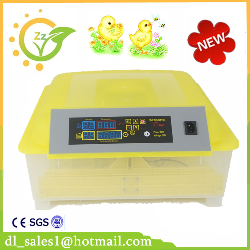 Günstige Preis Geflügel Machine48 Digitale Temperatur Vollautomatische Eibrutkasten Hatcher Für Huhn Ente Wachtel Papagei Elektrische Heizung Teile