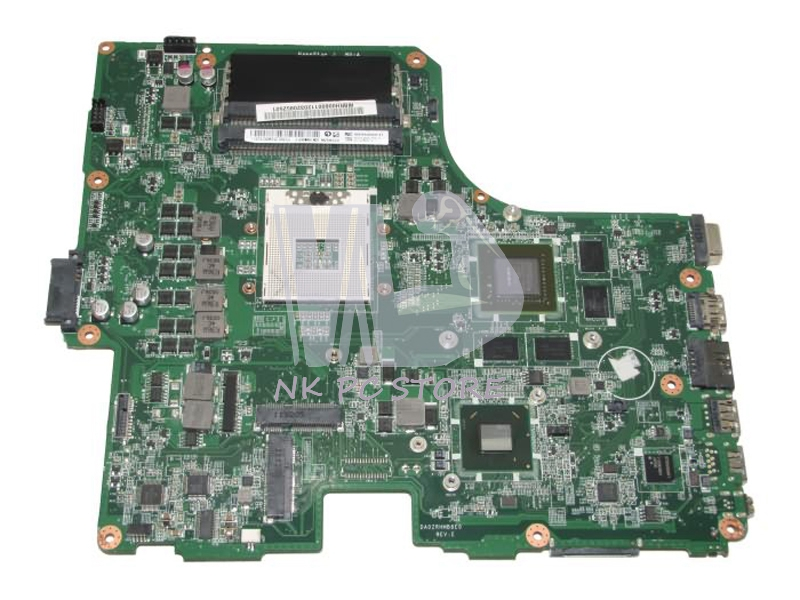 MB.RH006.001 MBRH006001 For Acer aspire 5951 5951G Laptop Motherboard HM65 DDR3 GeForce GT555 2GB Discrete Graphics