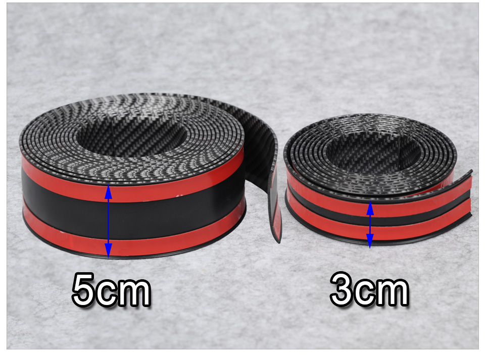 Car-Styling-Mouldings-Bumper-Strip-Protector-Car-Auto-Trunk-Decoration-Strip-Bumper-Lip-Kit-Car-Rubber-Strip-Splitter-Body_05