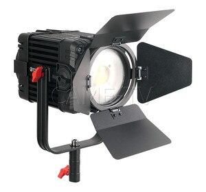 Image 2 - 2 pièces CAME TV Boltzen 100w Fresnel sans ventilateur focalisable LED bi couleur Kit Led éclairage vidéo