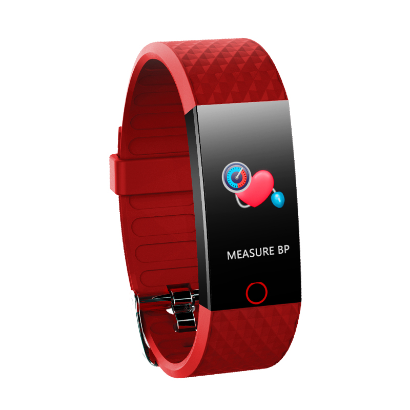 Image 2 - Smart Wristband Fitness Tracker Sport Pedometer Waterproof Heart Rate Blood Pressure Smart Bracelet fashion for man woman Hot-in Smart Wristbands from Consumer Electronics