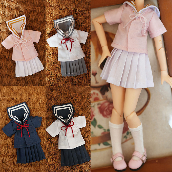 D01 P348 children handmade toy 1 6 1 3 1 4 Doll Accessories BJD SD clothes