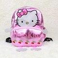 Дети ранцы мультфильм малыш школы рюкзак детский сад девочка Mochila Infantil студент школы мальчик привет котенок рюкзак