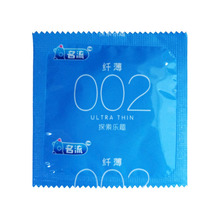 MingLiu 10pcs Ultra Super Thin Condones 002 Quality Penis Sleeve Intimate Condoms Kondom Adult Sex Toy Product for men