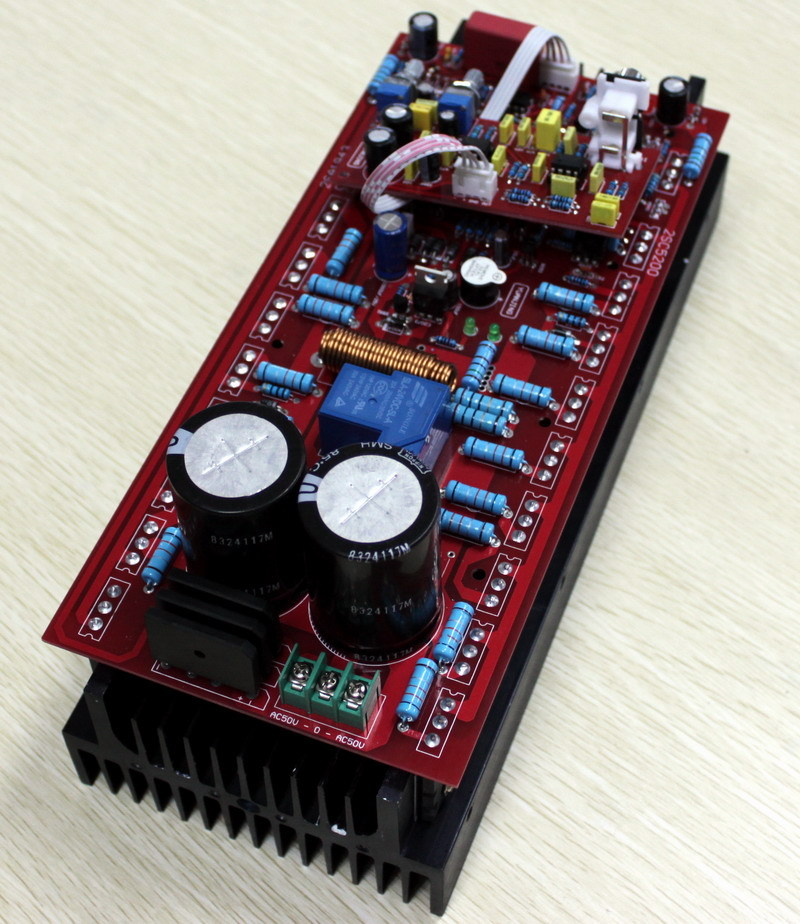 700W AC45-50V 35-150HZ High-power subwoofer amplifier board/NE5532 10000UF/80V*2 High-power subwoofer amplifier board tas5630 amplifier class d board high power finished boards mono 600w for subwoofer or full range diy free shipping