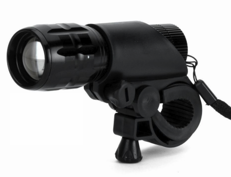 Bicycle Light <font><b>7</b></font> Watt <font><b>2000</b></font> Lumens <font><b>3</b></font> Mode Bike Q5 LED Bike Light lights Lamp Front Torch Waterproof lamp + Torch Holder image
