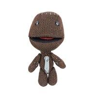1pc16CM Little Big Planet Plush Toy Sackboy Cuddly Knitted Stuffed Doll Figure Toys Cute Kids Animal