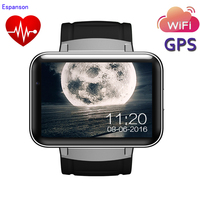 Espanson Dm98 Smart Watch 3G Android 5 1 WiFi GPS Bluetooth 4 0 Heart Rate Sport