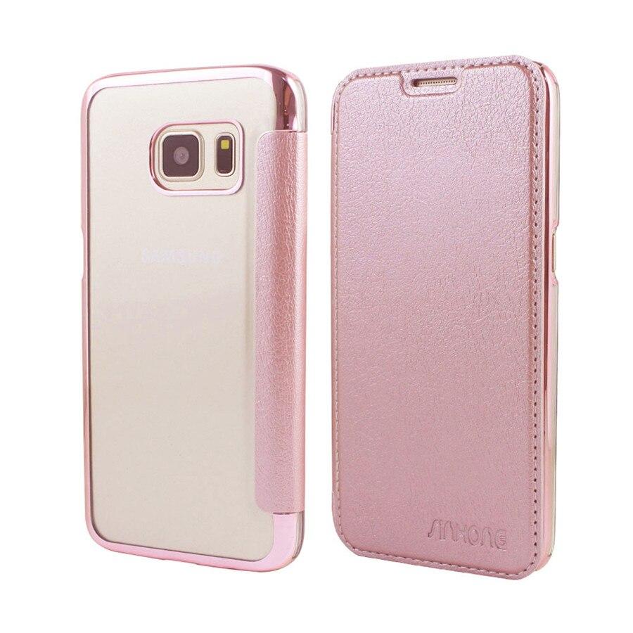 samsung galaxy s7 flip case pink