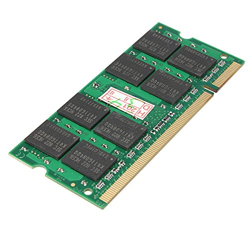 YOC 2x 2GB <font><b>DDR2</b></font> PC2-5300 SODIMM <font><b>RAM</b></font> Memory 667MHz 200-pin <font><b>Notebook</b></font> Laptop image