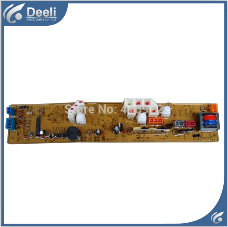Free shipping 100% tested for washing machine Computer board XQB45-451 motherboard on sale free shipping 100% tested washing machine motherboard board for samsung xqb48 11l xqb48 21c computer board sale