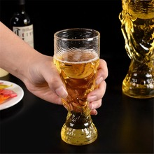 creative crystal world cup beer glass water whiskey wine stein mugs  drinking cups drinkware bar tools barware