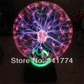Creativo de Gran Tamaño Magia Rayo en Bola de Plasma lámpara de Inducción Luces de La Noche de Regalo Para Niños Home Party Bar Al Aire Libre Luminaria Decor