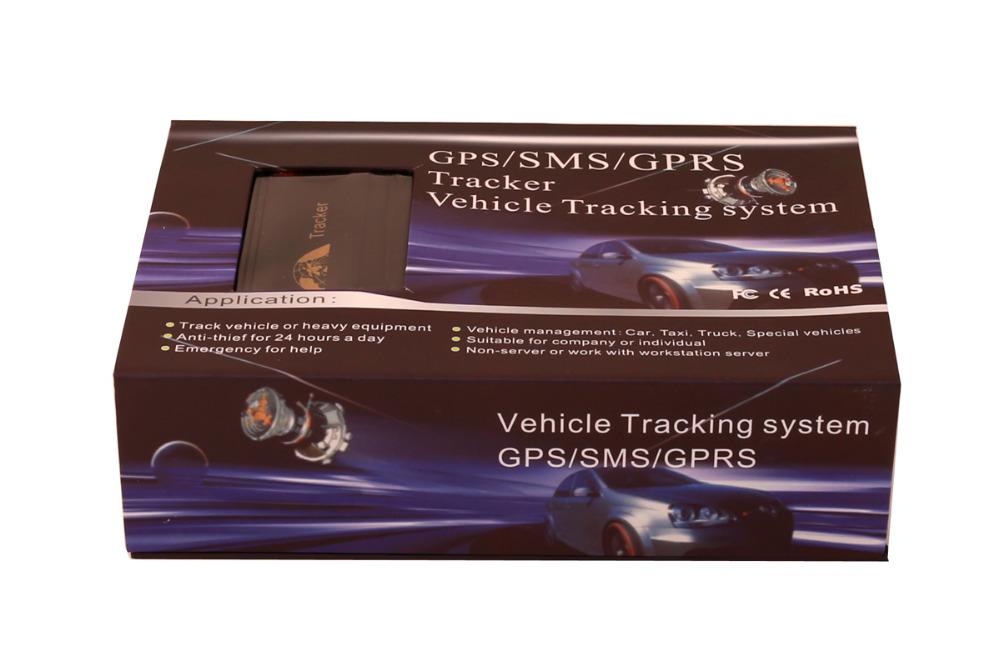 Prix pour Coban Véhicule Gps Tracker TK103B Voiture GPS GSM GPRS Tracker Dispositif De Voiture anti-vol système D'alarme Antivol de Sécurité livraison Plate-Forme Web