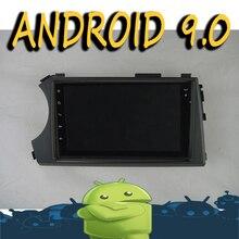 Grabadora de radio Android 9,0 8 núcleos de navegación GPS multimedia para coche SSANG YONG ACTYON LHD video táctil completo jugador + marco