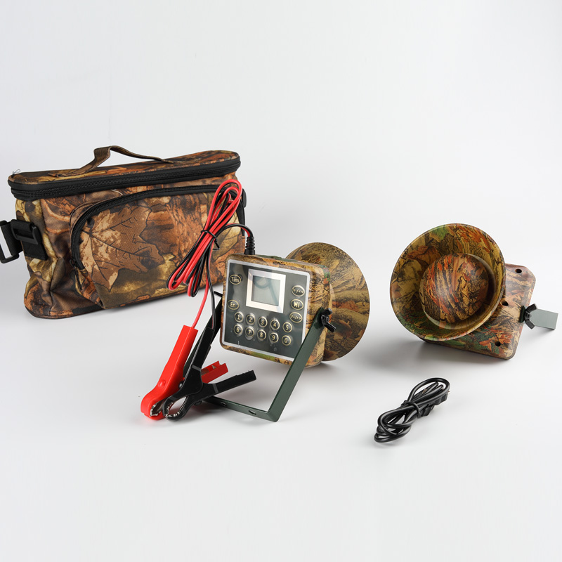 Image 3 - 2pcs 60W Speakers Hunting Decoy For Duck Bird Caller Sounds Trap Hunting Bird Device Electronics mp3 birds Player Waterproof-in Hunting Decoy from Sports & Entertainment