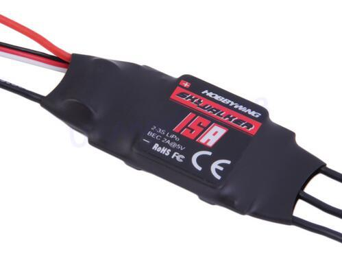 1pcs Hobbywing Skywalker 15A 20A 30A 40A 50A 60A 80A ESC Speed Controler With UBEC For RC FPV Quadcopter RC Airplanes Helicopter