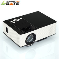 Pico Projector For Intelligent Led Projector 319 Wireless Wifi Mini Portable Bluetooth Full Hd Lled Video