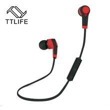 Bluetooth-гарнитура ttlife телефоны беспроводные микрофоном стерео бег наушники bluetooth xiaomi спорт