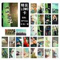 KPOP 2017 ГОРЯЧАЯ bts Bangtan Мальчики Вечно Молодым PHOTOcards k-pop карты 30 шт. поздравительные Открытки ЛОМО живописные Фото альбом плакат