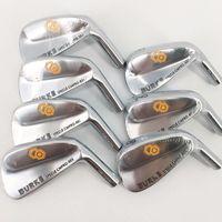 Новые мужские Гольф heads клубы ONLF Гольф спекл CMPRO 801 гольф утюги набор 4 9 P утюги клубы Гольф головок без Утюги вал Бесплатная доставка