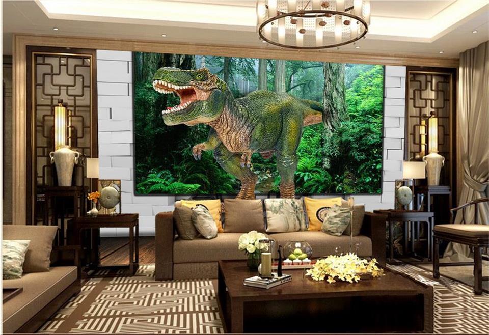 Diy Dinosaur Themed Nursery Bedroom Ideas Home Decor Painting Wall