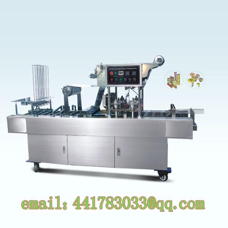 FGJ-XL60 özel sürekli kapaklama makinesi otomatik bardak - Elektrikli Mutfak Aletleri - Fotoğraf 2