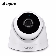 AZISHN Security 3MP 1080P 960P 720P Indoor IP Camera Thuis CCTV ONVIF Bewegingsdetectie RTSP 2.8mm lens Dome Cam POE