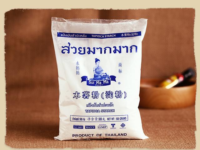 500g hornear material de almidón de tapioca