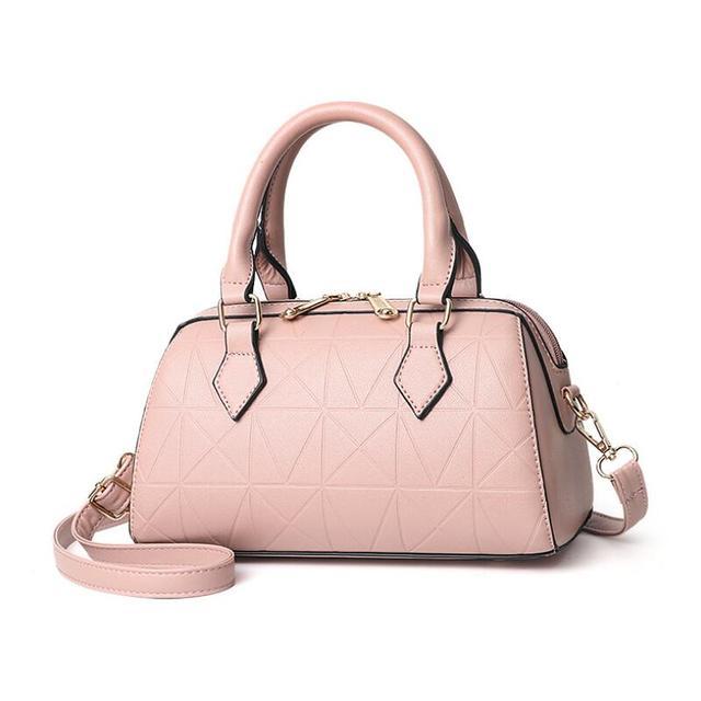 ميكي كين حار! بوسطن السيدات وسادة حقيبة موضة جديدة حقيبة ساعي كلاسيكي سعة كبيرة حقيبة يد عالية الجودة حقيبة كتف المرأة
