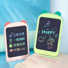 New Intelligent Writing LCD Handwriting Board Graffiti Painting Toy Color Drawing Board Coloring Books for Kids  Kids Craft все цены
