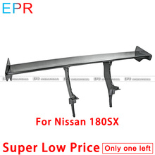 For Nissan 180SX Carbon Fiber Type A GT Spoiler (Fitting on the trunk)  Body Kit