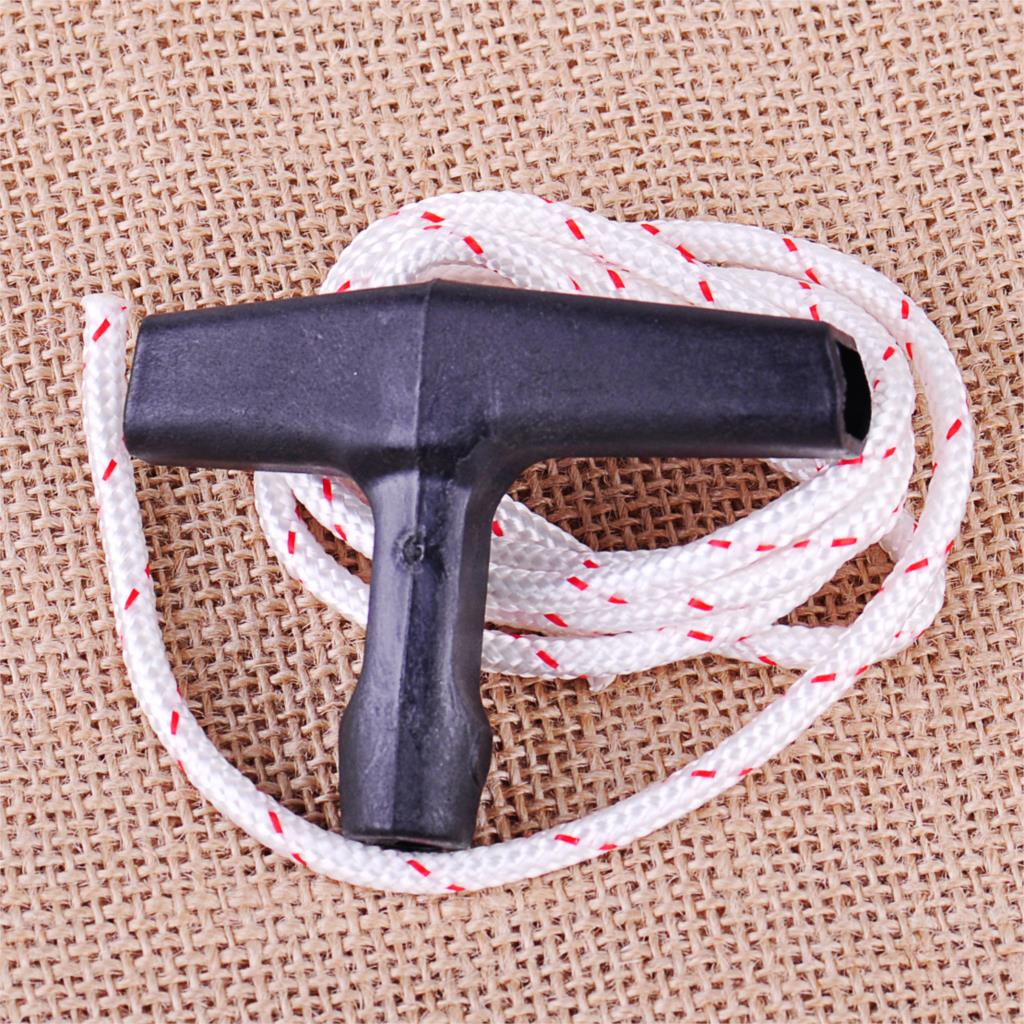 LETAOSK Chainsaws Recoil Start Handle Pull Grip Rope Cord Kit Fit For Stihl 038 MS380 MS381