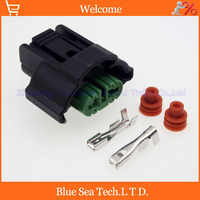 30 sets 2Pin Auto connector,Auto lamp holder for H11,M6 fog lamps plug for Toyota,Mazda,Honda etc.Free Shipping